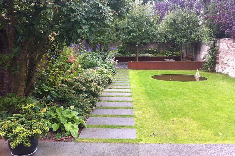 Design-Garten aus Viersen