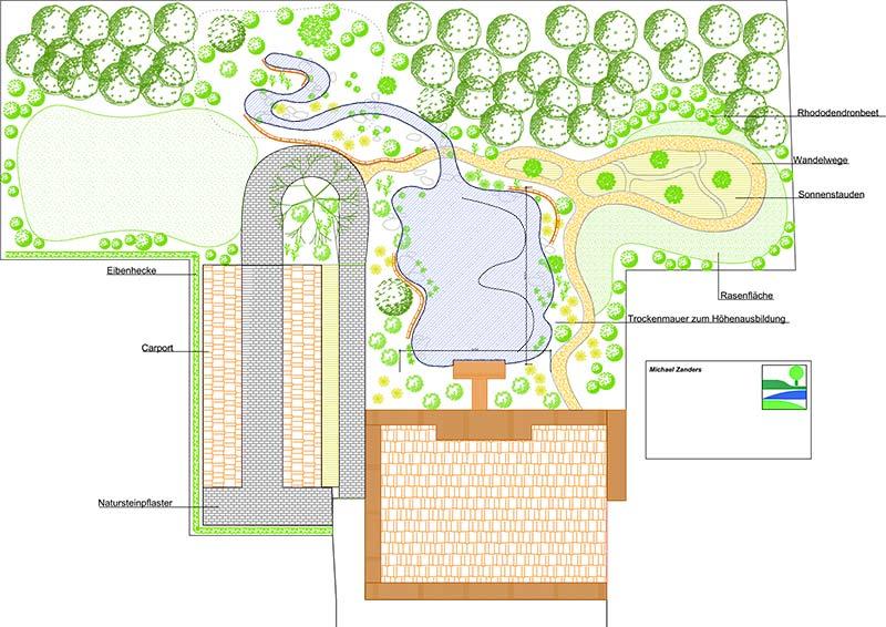 Gartenplanung aus Viersen
