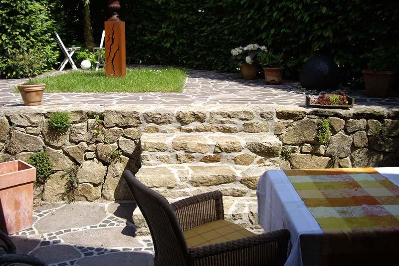 mediterrane terrasse liebe gre doris ein stck. Black Bedroom Furniture Sets. Home Design Ideas