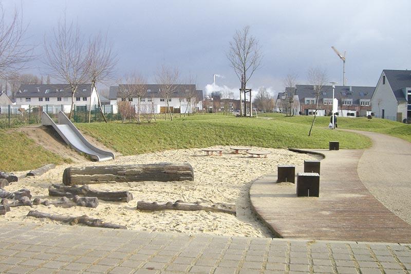 Garten- und Landschaftsbau - Spielplatz in Viersen